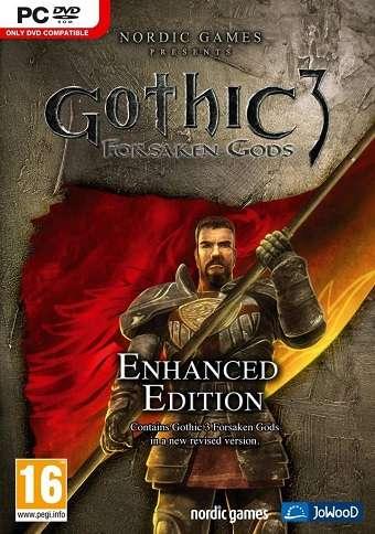 [PC] Gothic 3: Forsaken Gods Enhanced Edition - SUB ITA