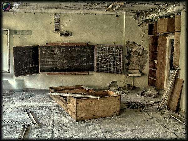 chernobyl25 - Chernobyl 25 años después