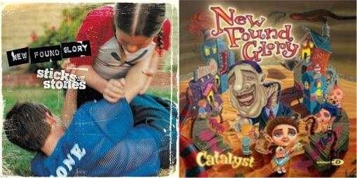 Amazoncom: Catalyst: New Found Glory: MP3 Downloads