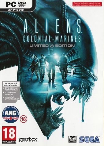 [PC] Aliens: Colonial Marines - Limited Edition - FULL ITA