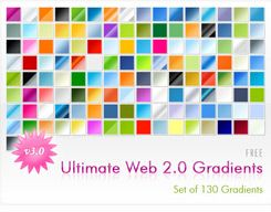 Ultimate Web 2.0 Gradients @ www.dezinerfolio.com