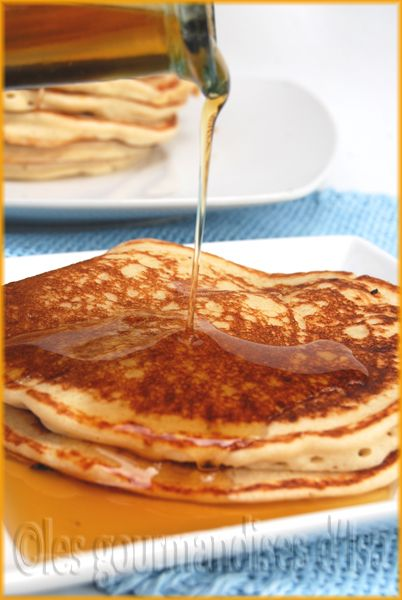 Recette Pan Cake Protein