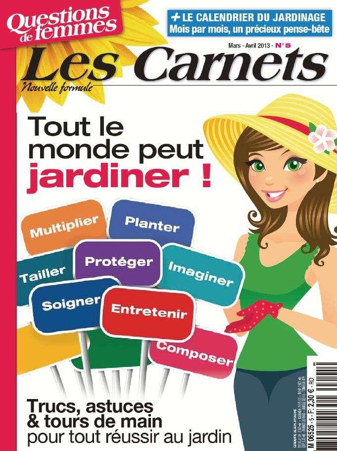 Les Carnets de Questions de Femmes N°5 Mars Avril 2013