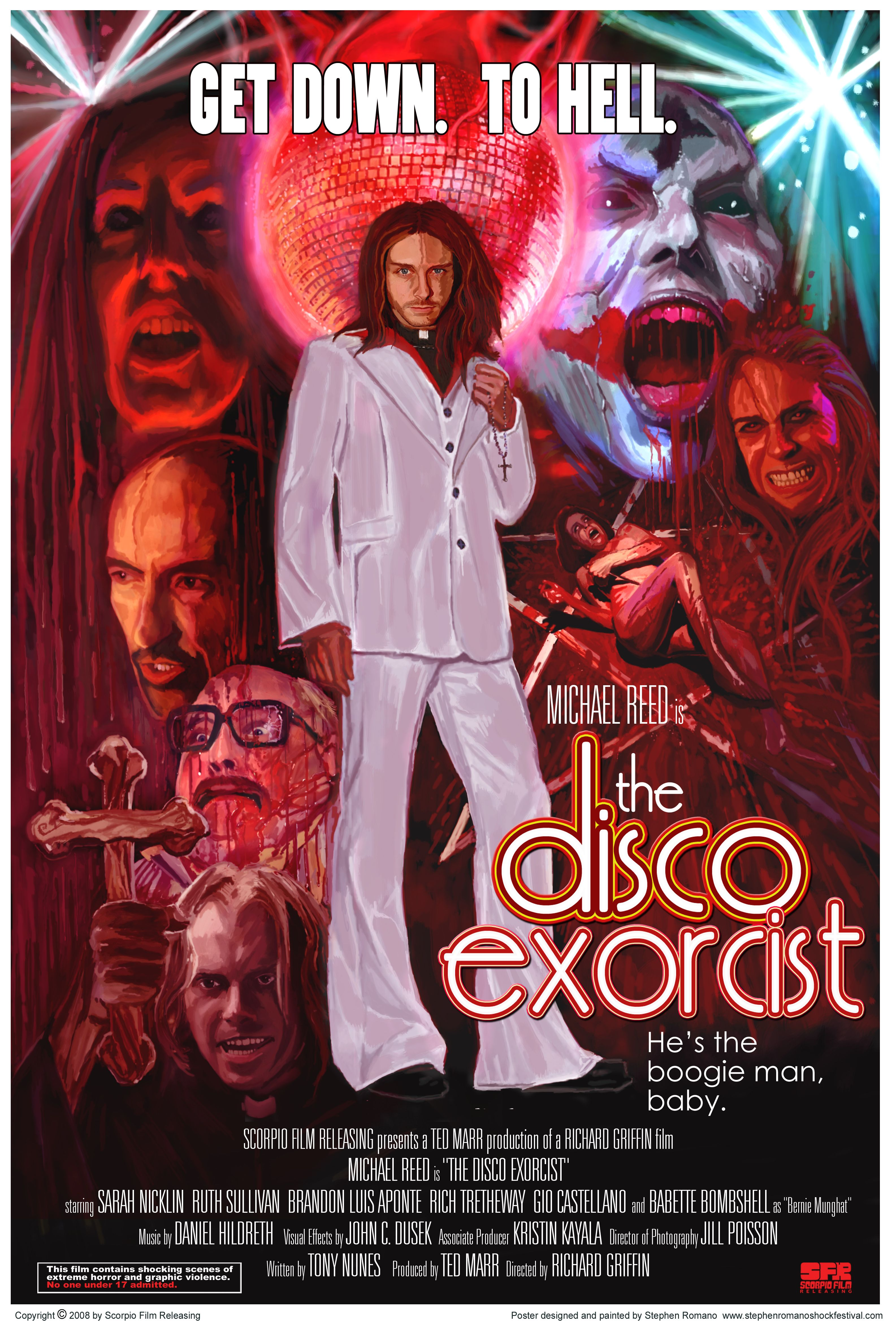 The Disco Exorcist - 2011 DVDRip XviD - Türkçe Altyazılı indir